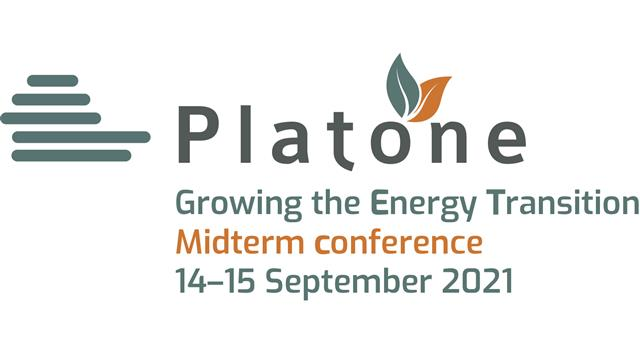 Growing the energy transition - The Platone midterm conference